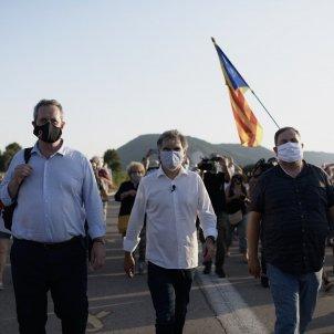 Forn Cuixart Junqueras lledoners presos polítics - Maria Contreras Coll