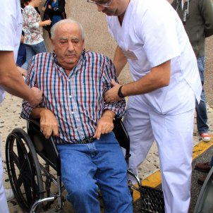 Humberto Janeiro cadira de rodes GTRES