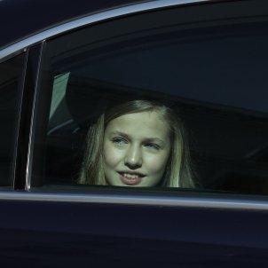 princesa Elionor cotxe GTRES