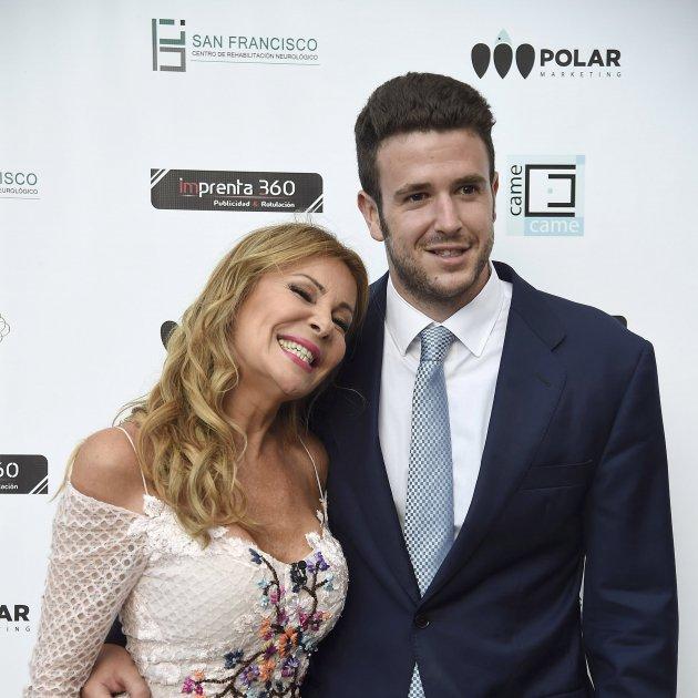 Ana Obregon Alex Lequio GTRES