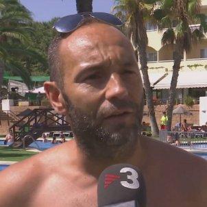 turista francès república catalana telenotícies TV3