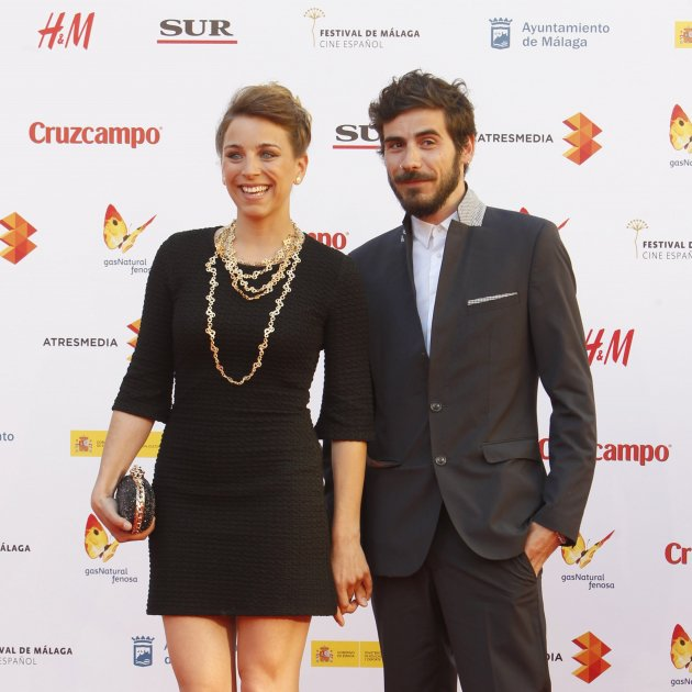 Nausicaa Bonnin novio Kiku Piñol festival cinema Màlaga GTRES
