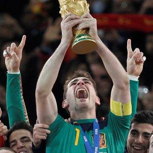 Iker Casillas Mundial Sud africa EFE