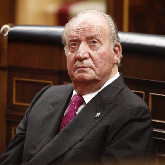 Joan Carles I rei emerit - Eduardo Parra / Europa press