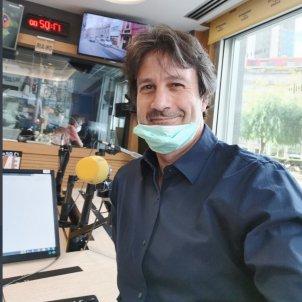 Adam Martín a Catalunya Ràdio @adammartinsk