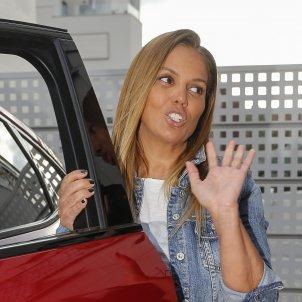 Marta Lopez cotxe GTRES