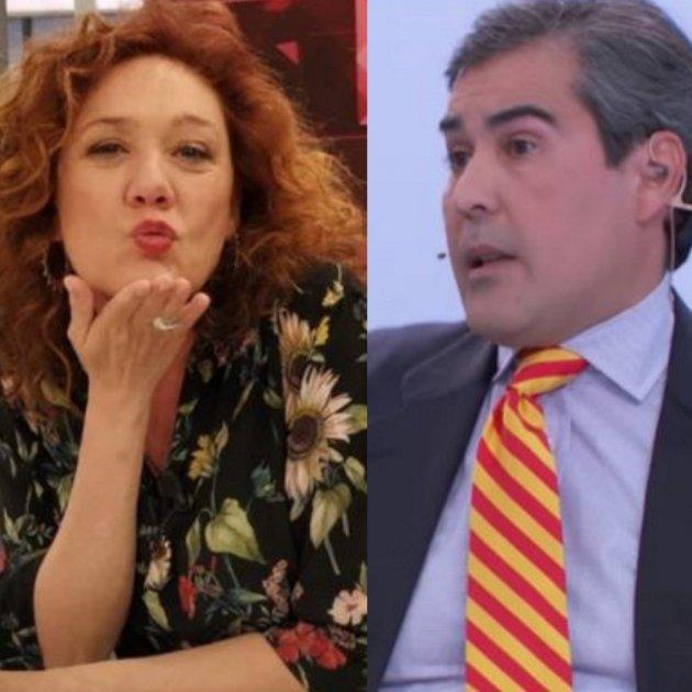 Cristina Fallarás Israel García Juez EB