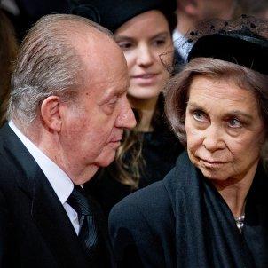 Sofia mirada Joan Carles GTRES