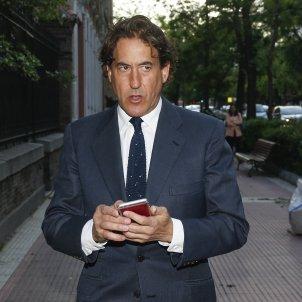 Alvaro de Marichalar telèfon mòbil GTRES