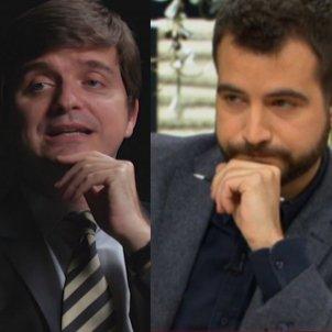 Marc Giró Ricard Ustrell TV3