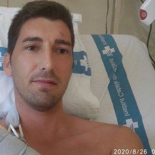 Oriol Mitjà operat hospital @oriolmitja
