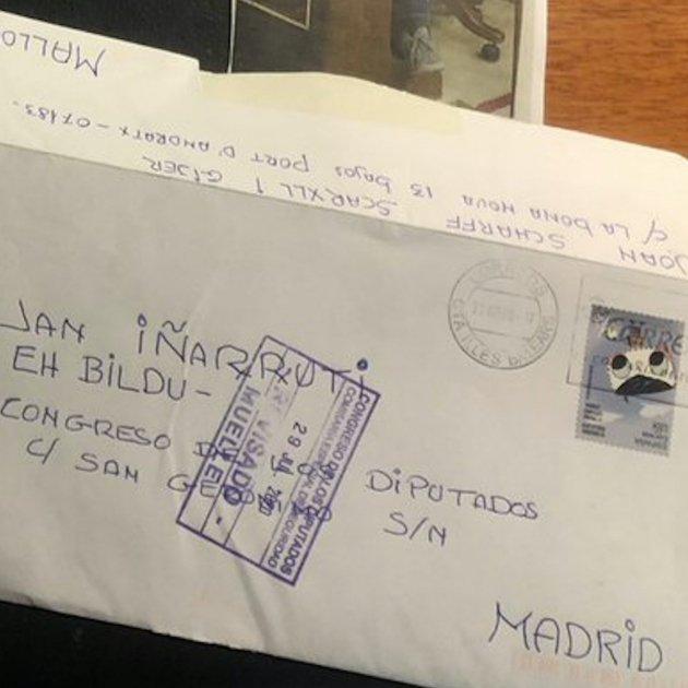 carta Iñarritu sobre @joninarritu