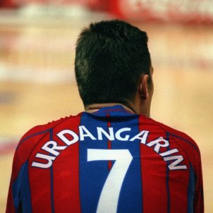 Iñaki Urdangarín Barça GTRES