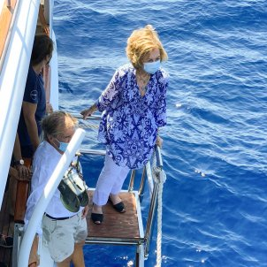 reina sofia vaixell GTREES