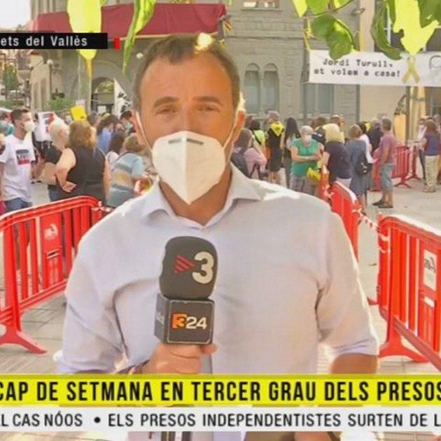 Jordi Eroles Tot es mou TV3