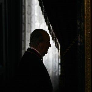 Joan Carles en l'ombra GTRES