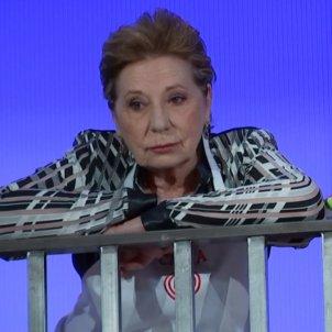 Celia Villalobos avorrida Masterchef Celebrity RTVE