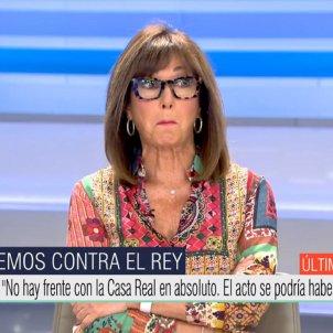 Ana Rosa Quintana cara al·lucinant gest