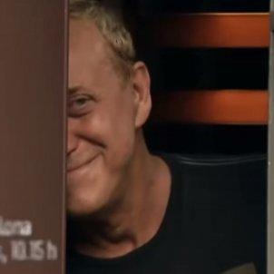Josep Maria Mainat riu a TV3