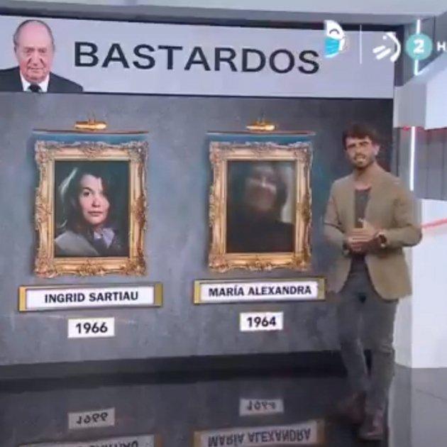ETB fills Joan Carles