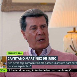 Cayetano Martinez de Irujo La Sexta