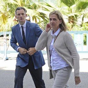 Iñaki Urdangarin Infanta Cristina Gtres