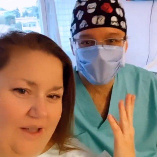 Itziar Castro metge hospital
