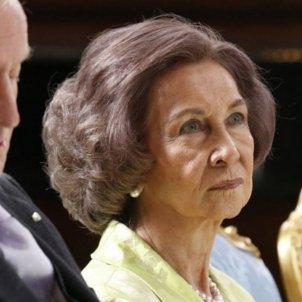 Sofía y Juan Carlos, GTRES