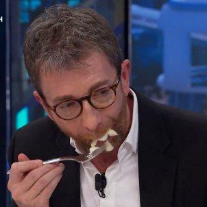 Pablo Motos llagosta boca plena El hormiguero Antena 3