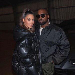 Kim Kardashian amb Kanye West @kimkardashian
