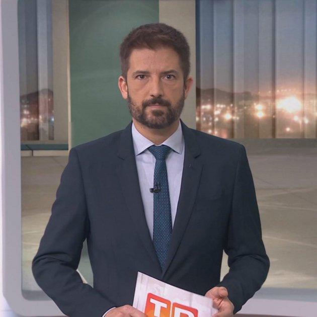 Toni Cruanyes TN Vespre seriós TV3
