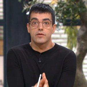 Xavi Rossinyol presenta Planta Baixa a TV3
