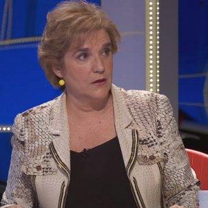pilar rahola TV3 enfadada