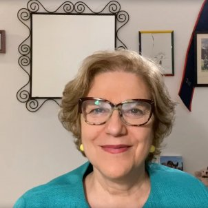 Pilar Rahola somriu Youtube