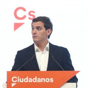 Albert Rivera dimisión Ciudadanos EP
