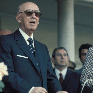Franco i Carmen Polo anys 70 GTRES