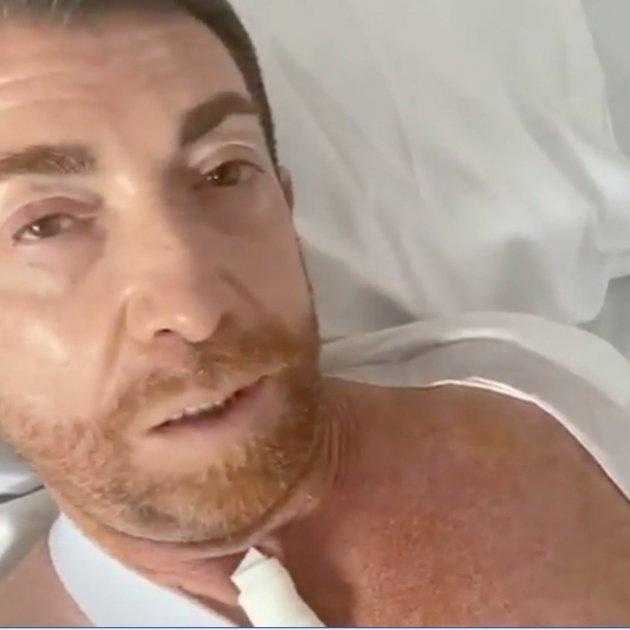 Pablo Motos a l'hospital @pablomotos