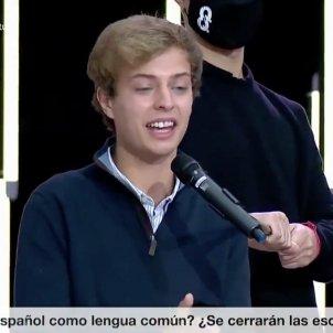"""Pepero """"Estudiant""""persecució castellà TVE"""