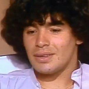 maradona entrevistat per puyal