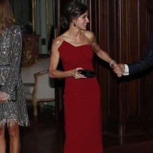 el peor look de letizia, argentina GTRES