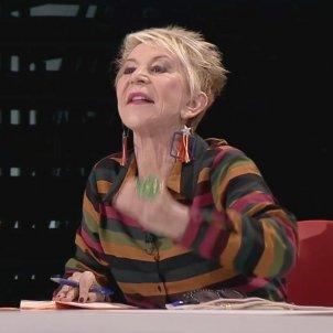 Karmele Marchante indignada FAQS TV3