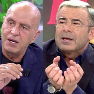 Kiko Matamoros Jorge Javier Vázquez EB