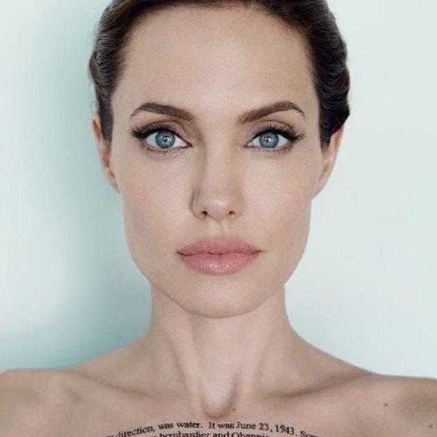 Angelina   Twitter