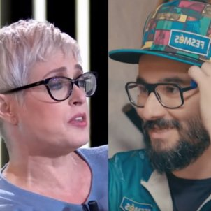 Jair Domínguez vs Anna Grau EB
