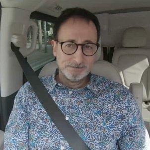 Xavier Graset emocionado hablando de hijos TV3