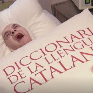Catalán en estado crític Polònia TV3