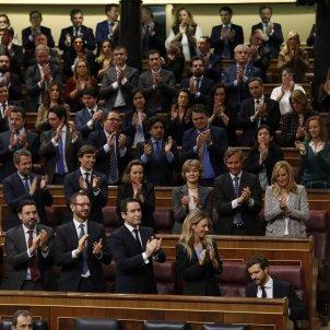 PP aplaude a Pablo Casado GTRES