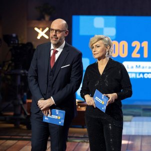 60 Jordi Basté i Mònica Terribas últim bloc del programa