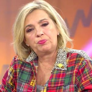 Carmen Borrego, Telecinco