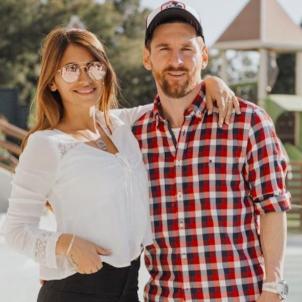 Leo Messi, Instagram